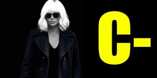 atomic blonde rating poster