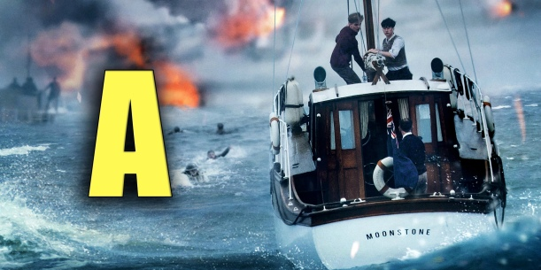 DUNKIRK RATING POSTER