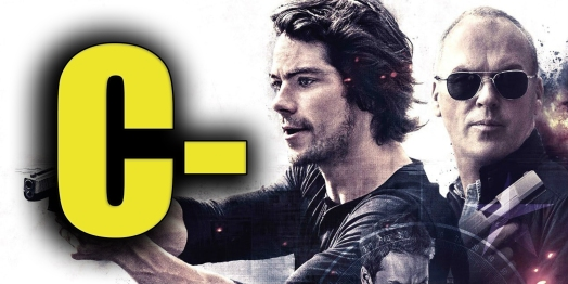 american assassin rating poster