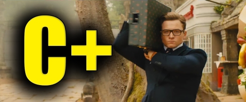 kingsman rating poster