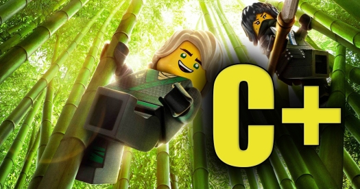 ninjago rating poster