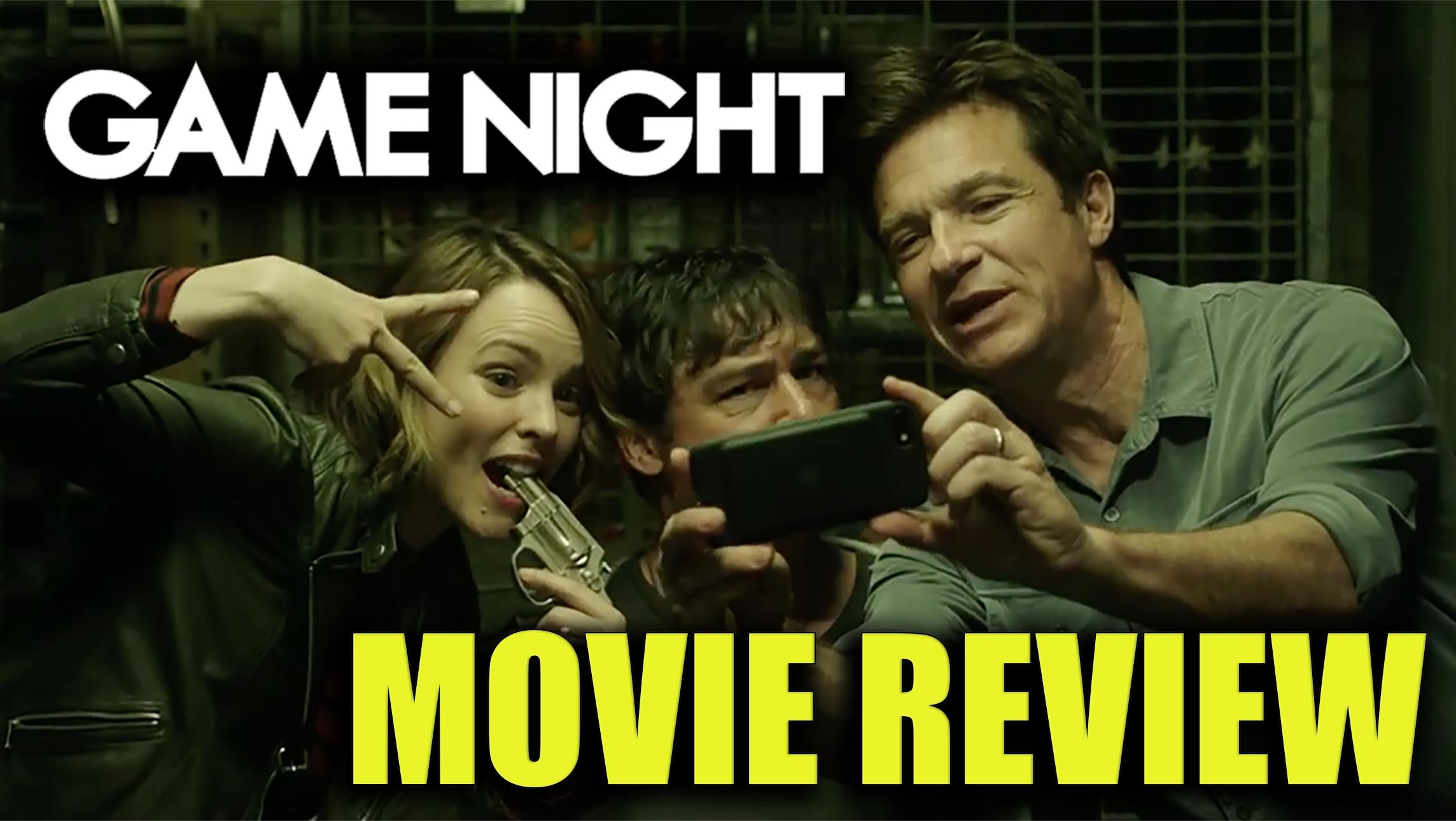 Review Game Night 2018 Littlemoviereviews