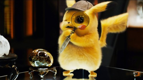 'Detective Pikachu' Is Weird as Hell_and It's Working
