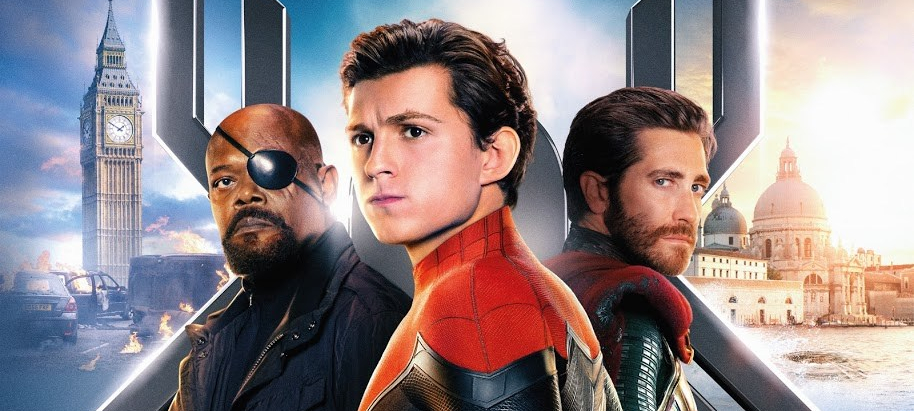 spiderman-far-from-home-spiderman-nick-fury-mysterio-uhdpaper.com-4K-25