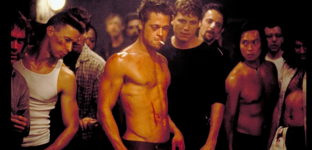 fight club banner