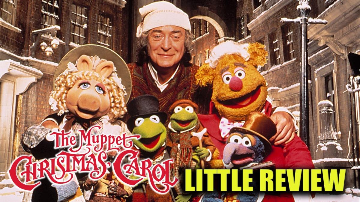 LITTLE REVIEW: THE MUPPET CHRISTMAS CAROL (1992) | LittleMovieReviews